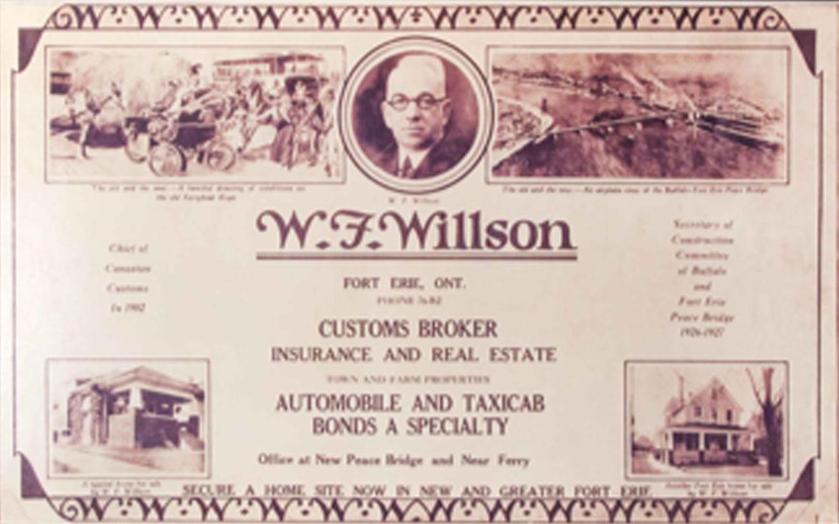 willson ad