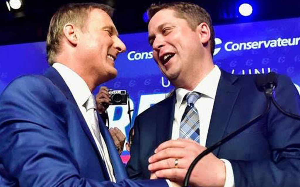 bernier and scheer