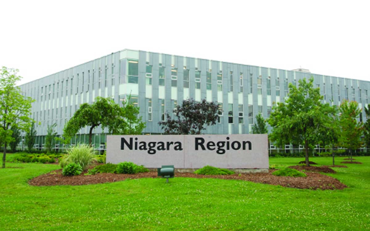 niagara region HQ