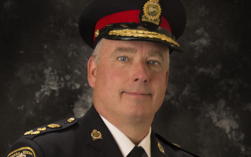 Chief Bryan McCulloch