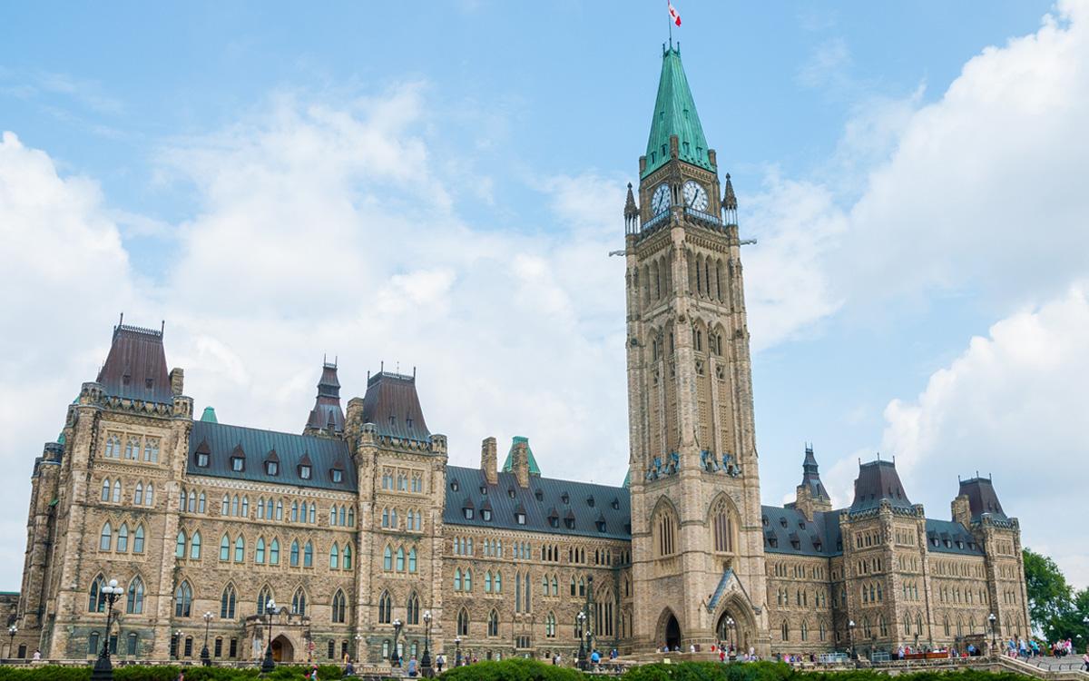parliament hill.