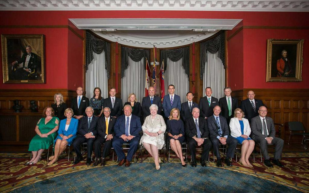 government cabinet