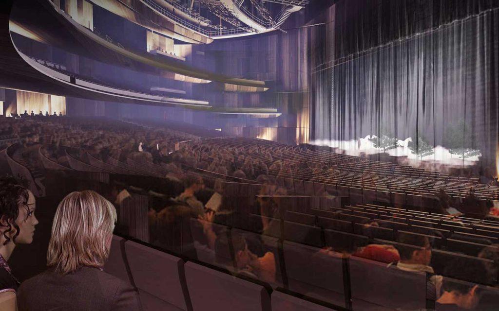 hilton theatre