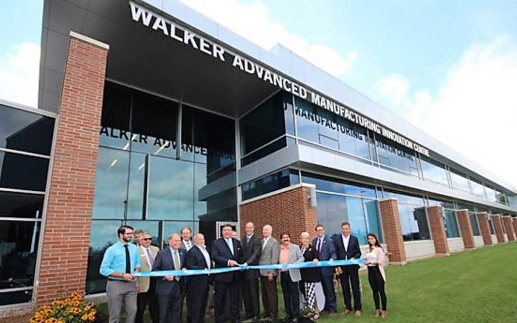 walker advanced manufacturing centre