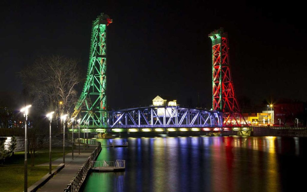 welland bridge
