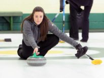 Curlers earn berth to provincial finals