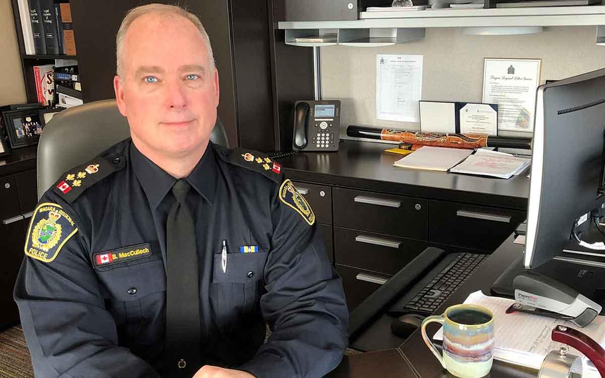 Chief Brian MacCulloch