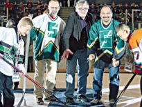 Pelham hosts successful silver stick