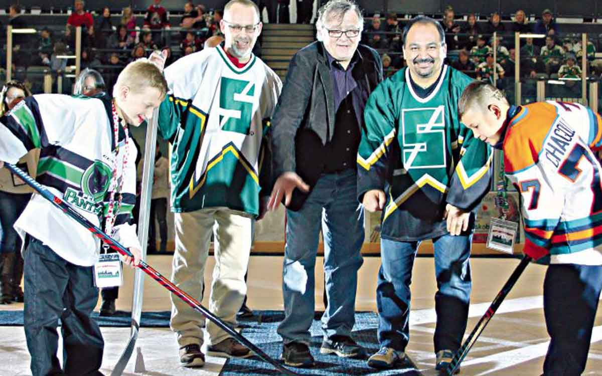 Pelham Minor Hockey Association hosted its final Silver Stick tournament