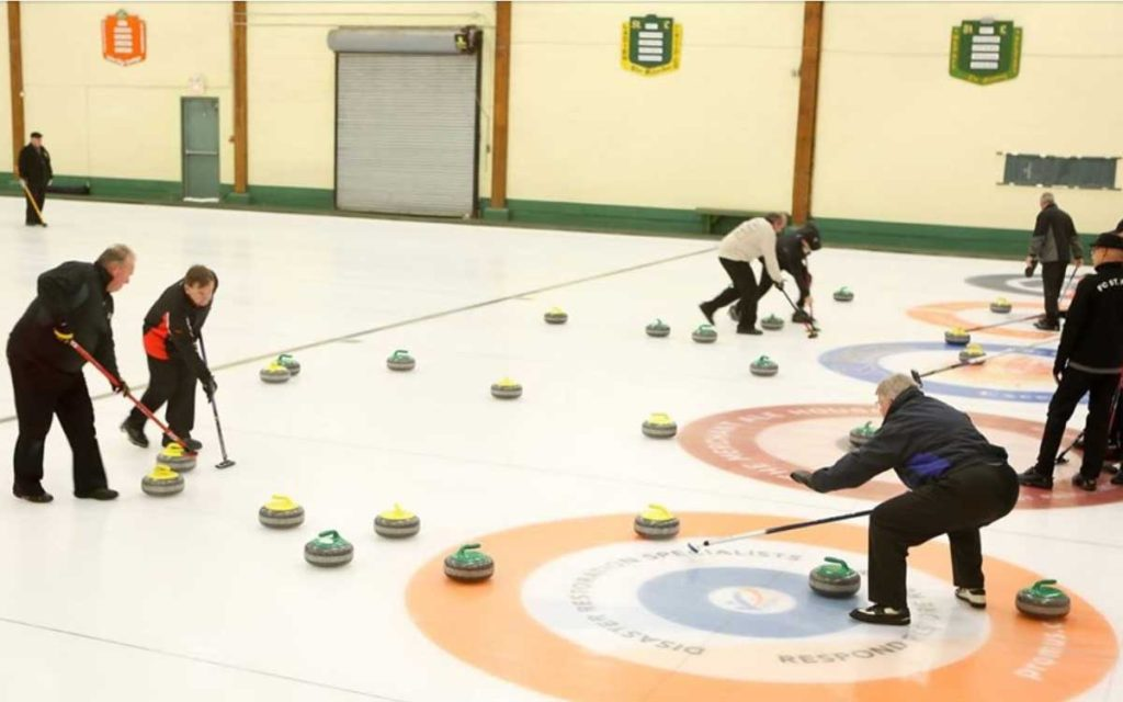 annual Niagara Region bonspiel.