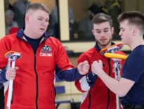Brock Men win Silver and Women take Bronze at OUA curling championships