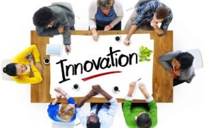 What exactly are innovation teams responsible for?
