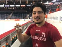 Swiss forward may be the best European player ever drafted by the IceDogs
