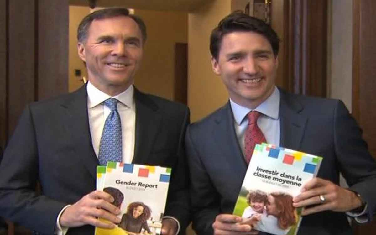 morneau and trudeau
