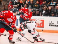 Playoff rivalry continues with IceDogs vs Generals