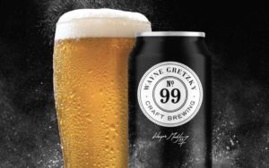 Gretzky adds beer to wine and whisky products