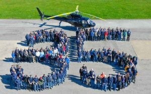 Airbus Flying high in Fort Erie and around the world