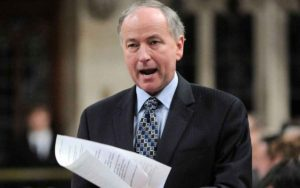 Parting Comments from MP Rob Nicholson