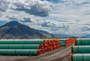 Trudeau approves pipeline