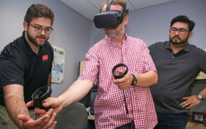Brock prof to enhance online learning with 3D classroom