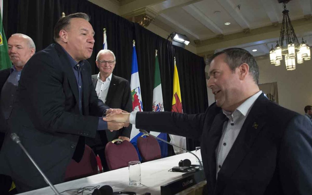 kenney and legault