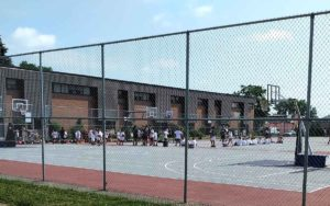The rise of schoolyard hoops