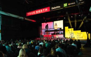 Inside the True North conference