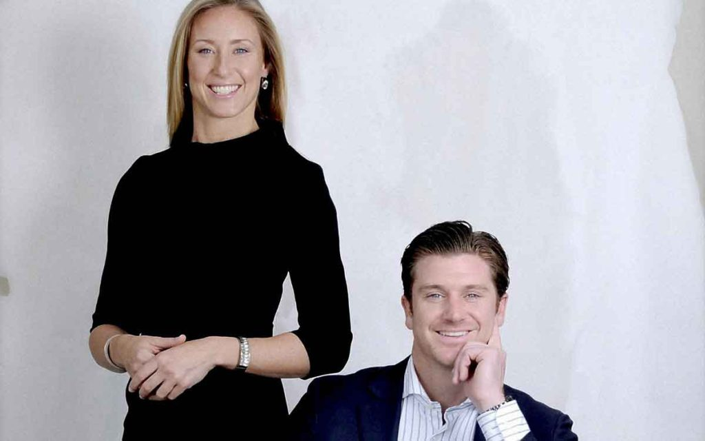Jessica and Michael Kemp