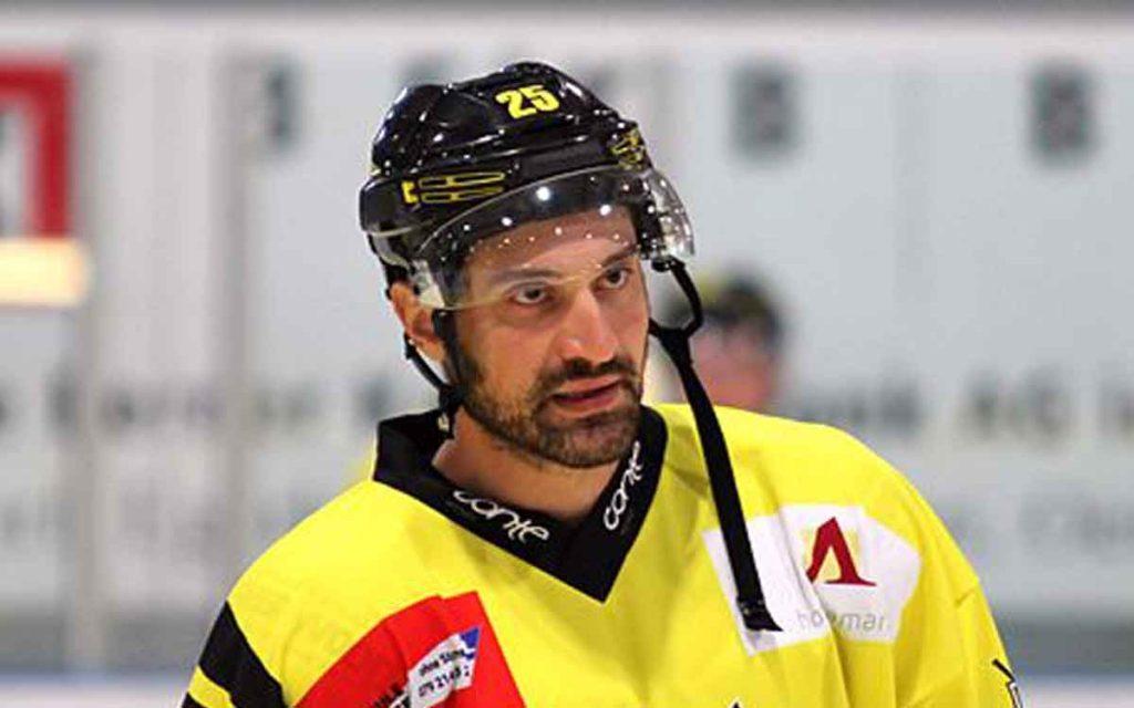 Former NHLer Mark Mancari