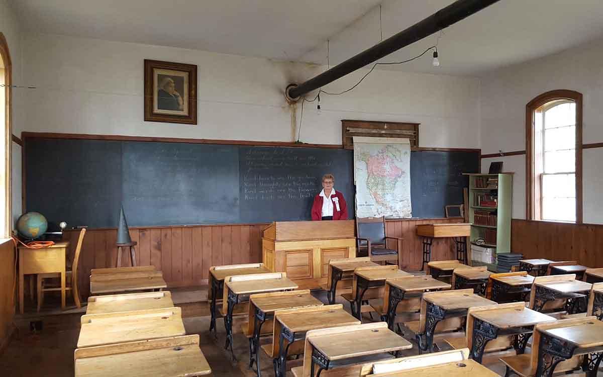 pumphouse school