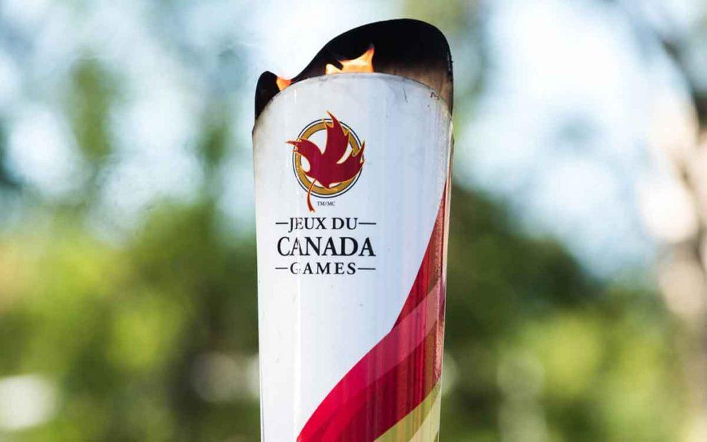 summer games torch