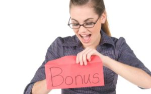 What's in a Bonus?