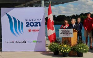 Feds pull through with summer games funds