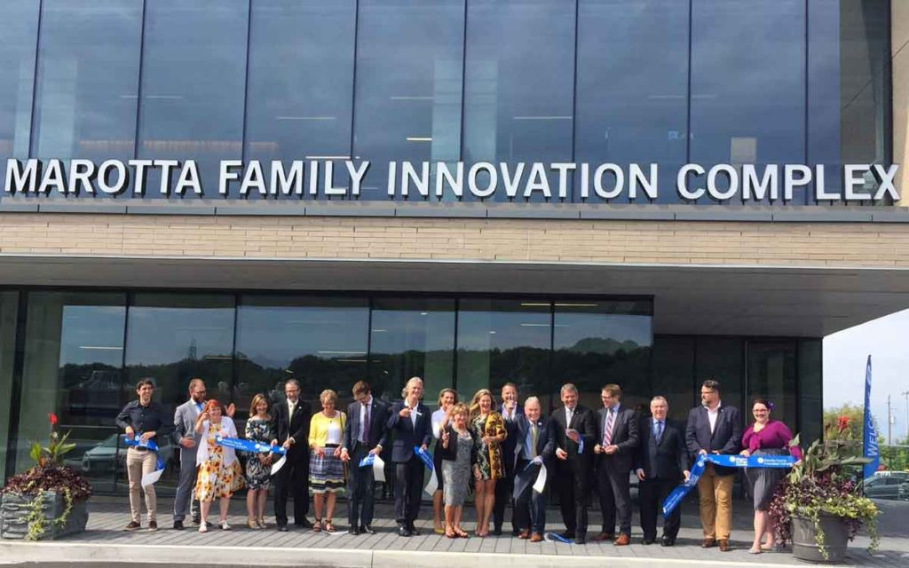 marotta family innovation complex