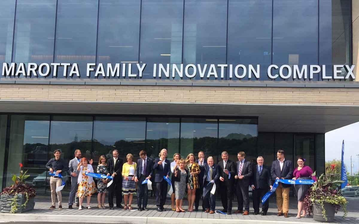 marotta family innovation complex