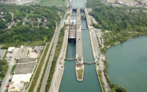 Welland Canal was a game changer