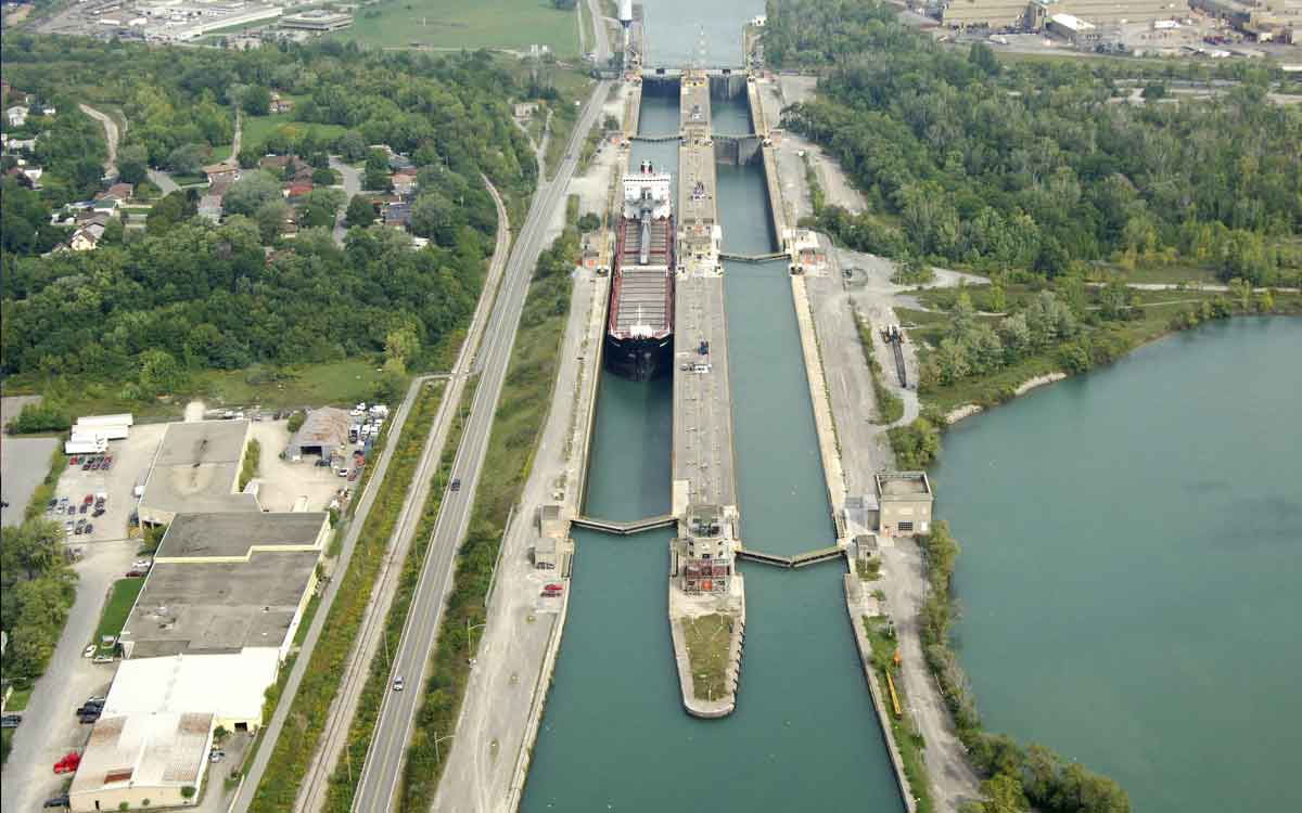 canal lock 9