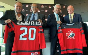 Hockey Canada heading to Niagara