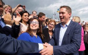 Scheer forgot that there are different standards for Conservatives