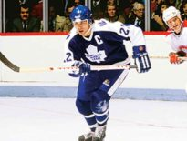 Becoming a Leafs captain
