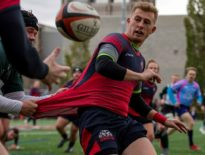 Brock Men's Rugby off to National Championships