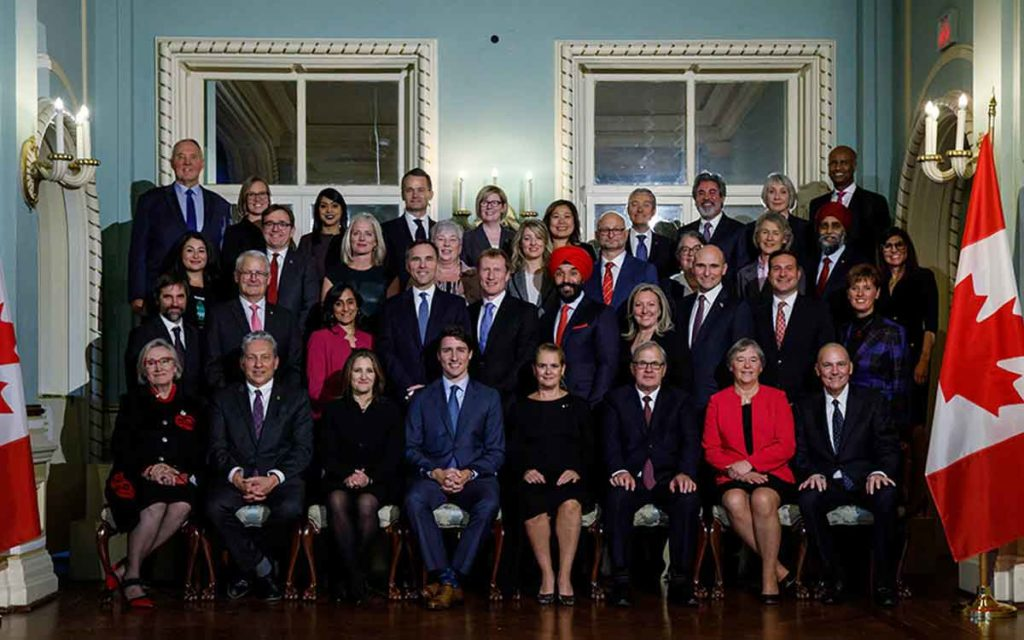 43rd parliament cabinet