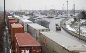 Layoffs Loom as Canadian Rail Strike Hits Chemicals, Farmers