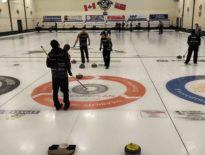 Young Niagara curlers rocking the house