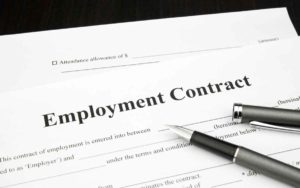 Should all employees have written employment contracts?