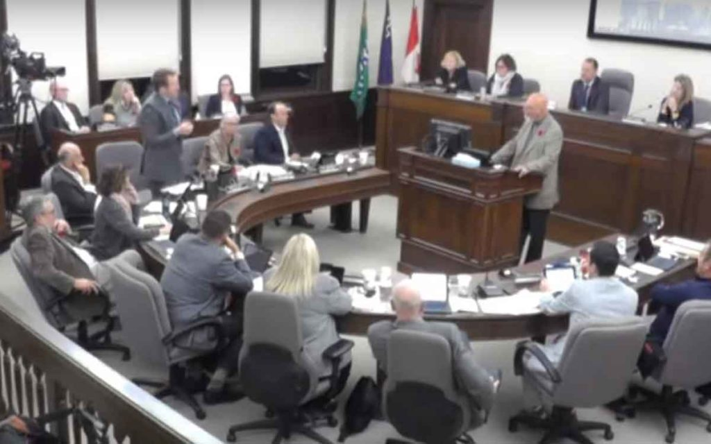 st catharines council