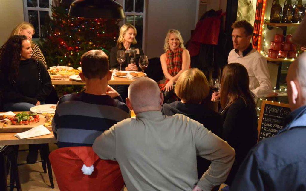 Christmas Wish gather