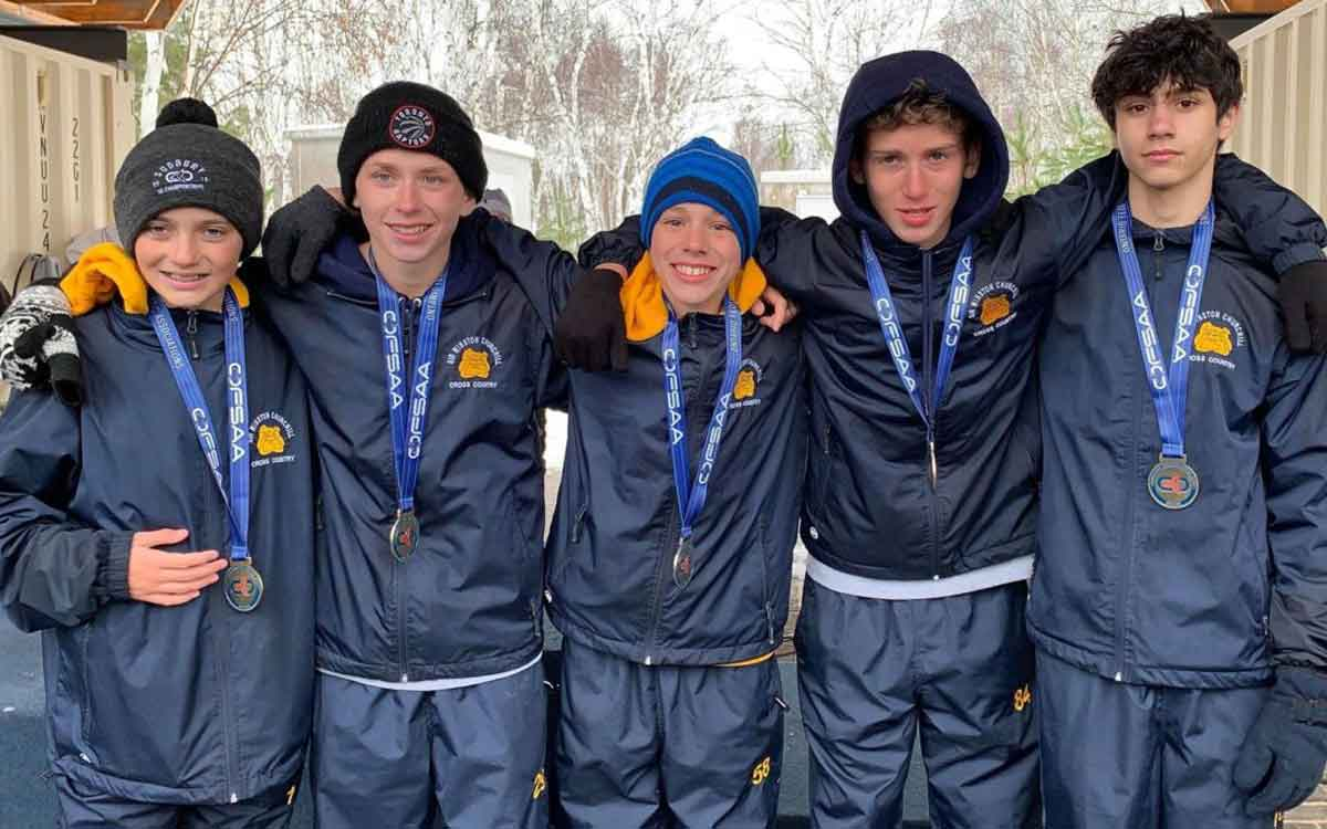 novice boys champions