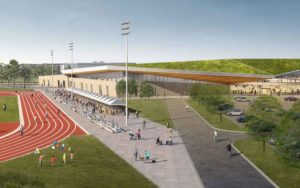 Construction contractor for Summer Games announced