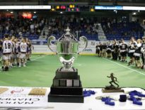 St. Catharines hosting the Memorial Cup of Lacrosse